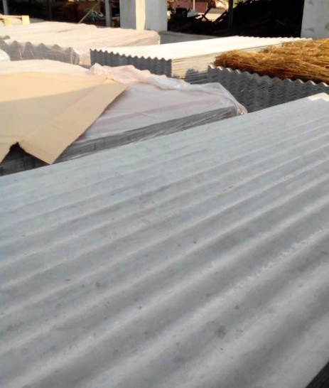 China Fiber Cement Corrugated Sheet China Fiber Cement