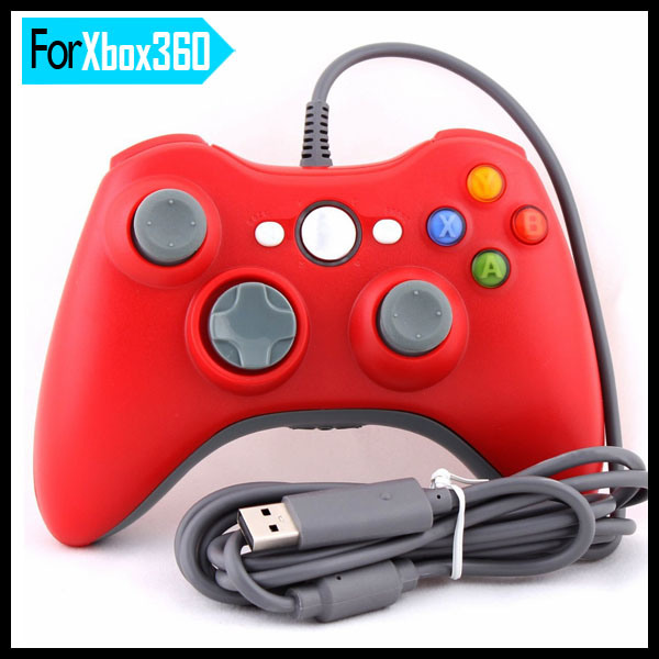 Wired Cable Game Controller Joystick Gamepad Joypad for xBox 360