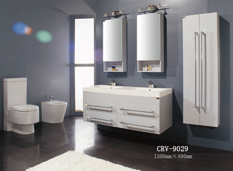 China Bathroom Cabinet & Bathroom Vanities CRV 9029