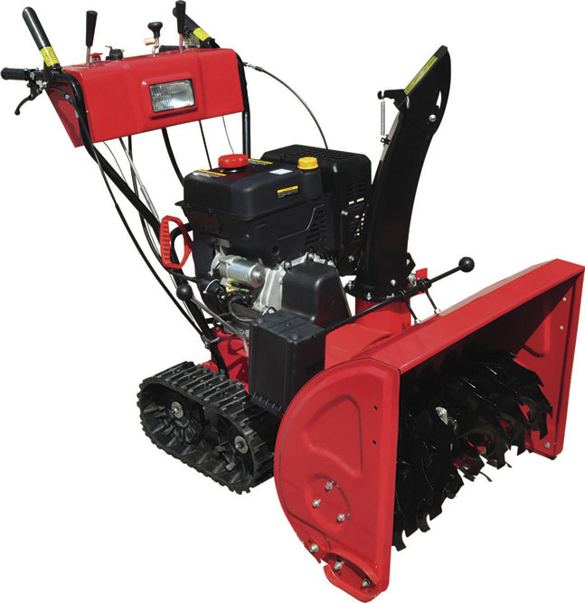 Two Stage Blower : China two stage snow blower with hp quot power jh a