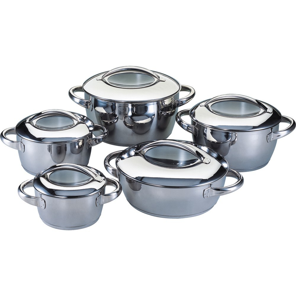 Stainless Steel Cookware Msf 320 China Cookware Set