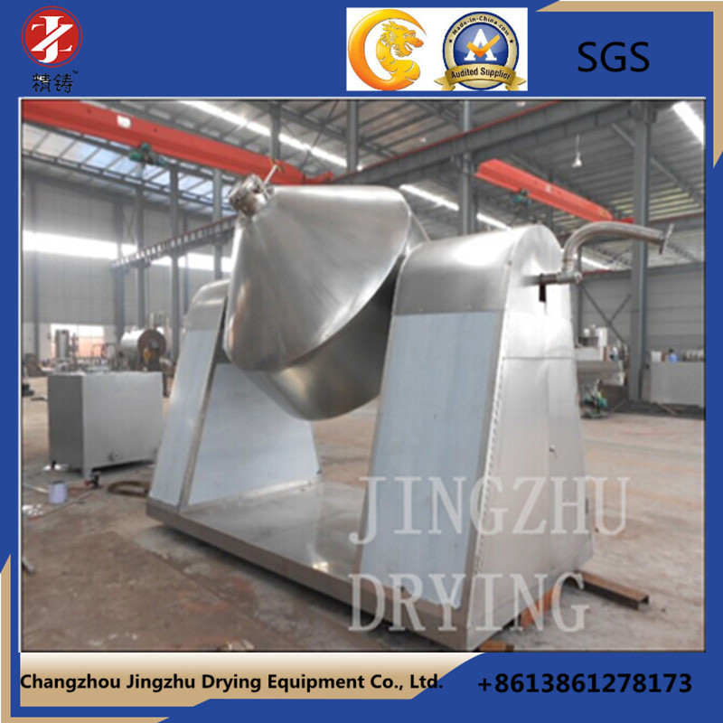 Food Conical Vacuum Drying Machine