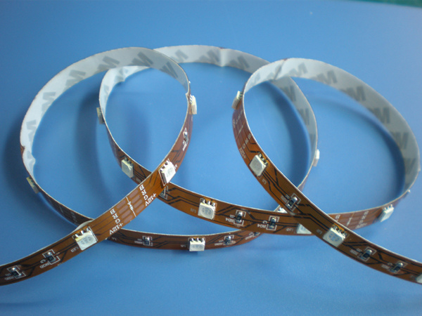 Waterproof LED Strip/ RGB LED Strip/ RGB Flexible Strip
