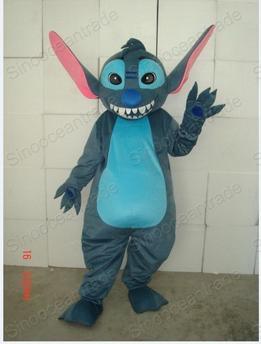 China Stitch Mascot Costume - China Stitch Costume, Stitch ...