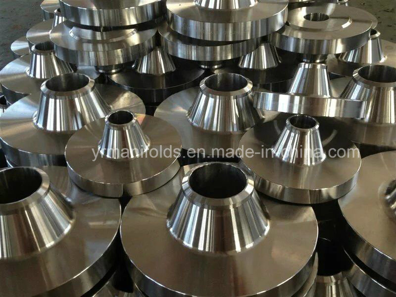 Stainless Steel AISI 304 / 316 Neck Flanges