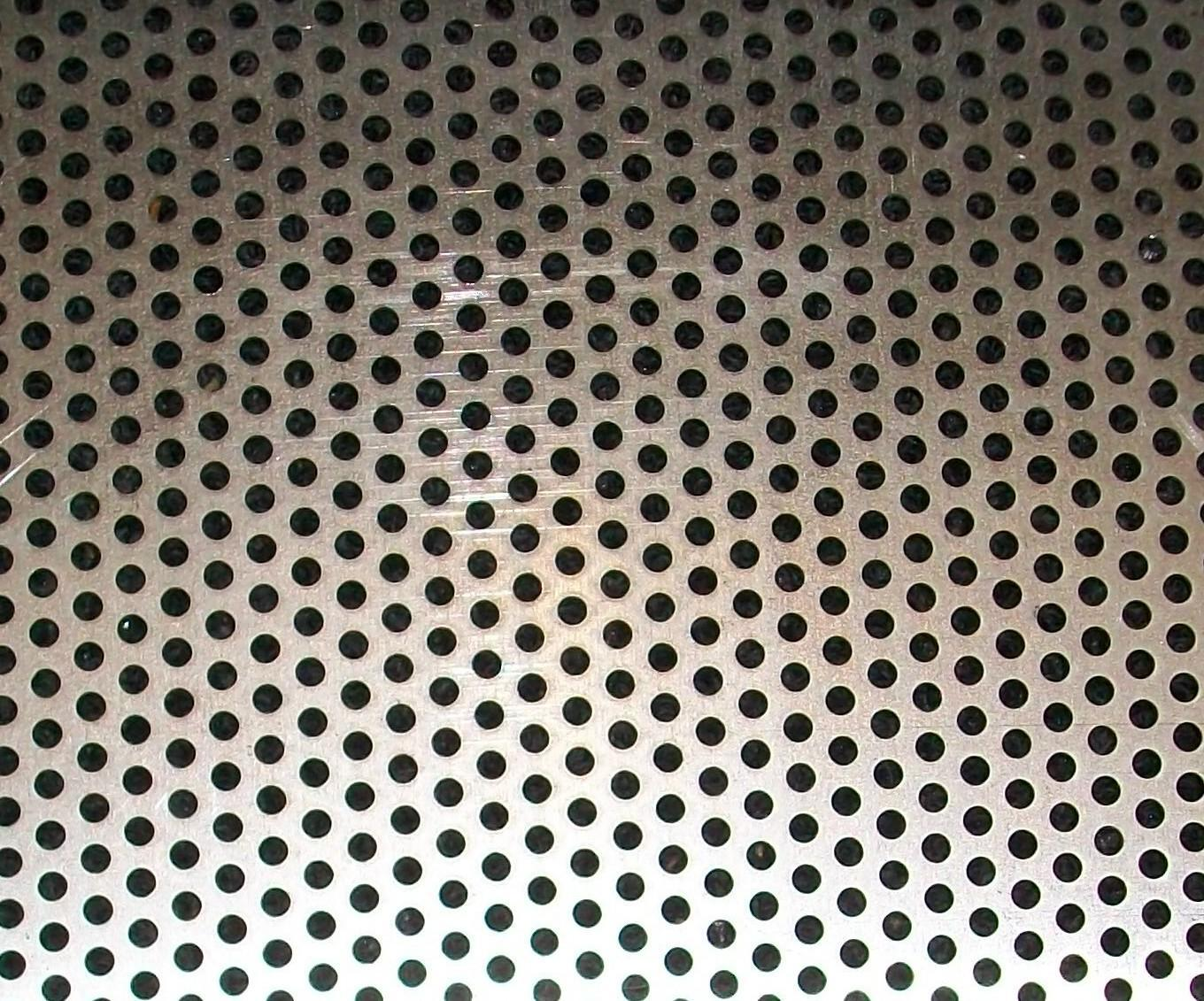 China stainless steel perforated sheet chequered plate china