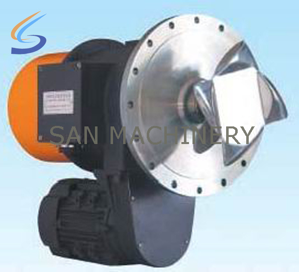 China GB Automatic Inner Rotary Pulp Consistency Transmitter