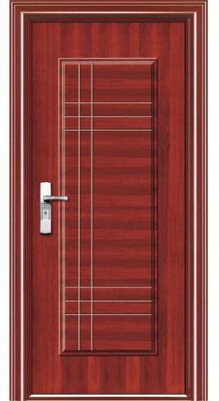 China Interior Security Door Sq3032 China Interior Security Door Steel Security Door