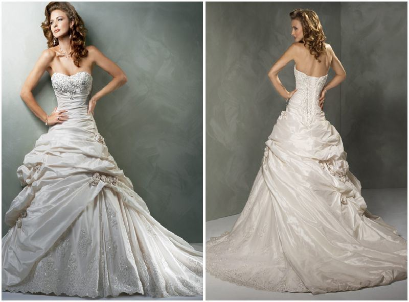 China Nice Wedding Gown HS1099