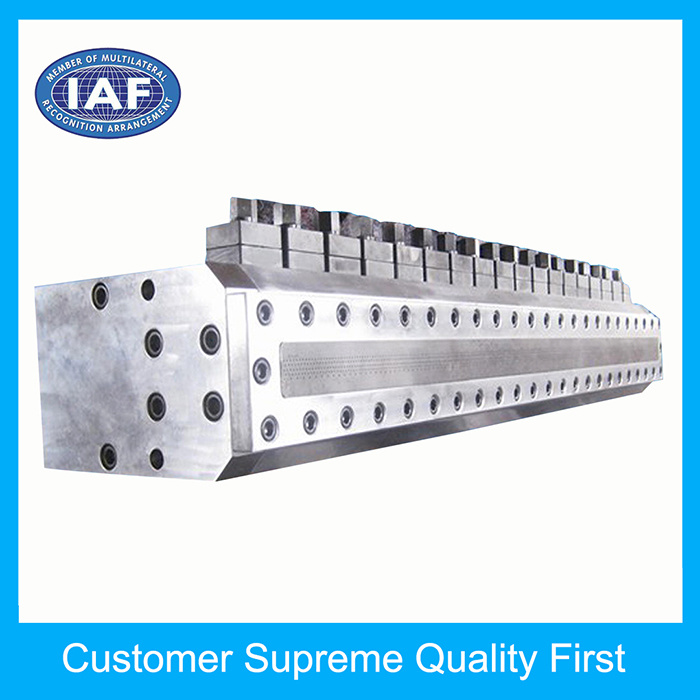 Custom Cheap Single Color Plastic Spinneret Extrusion Mould