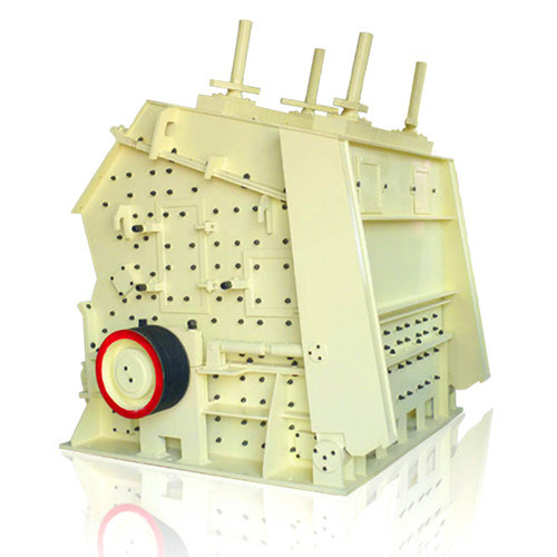 ISO Certified PF Series Stone Impact Crusher
