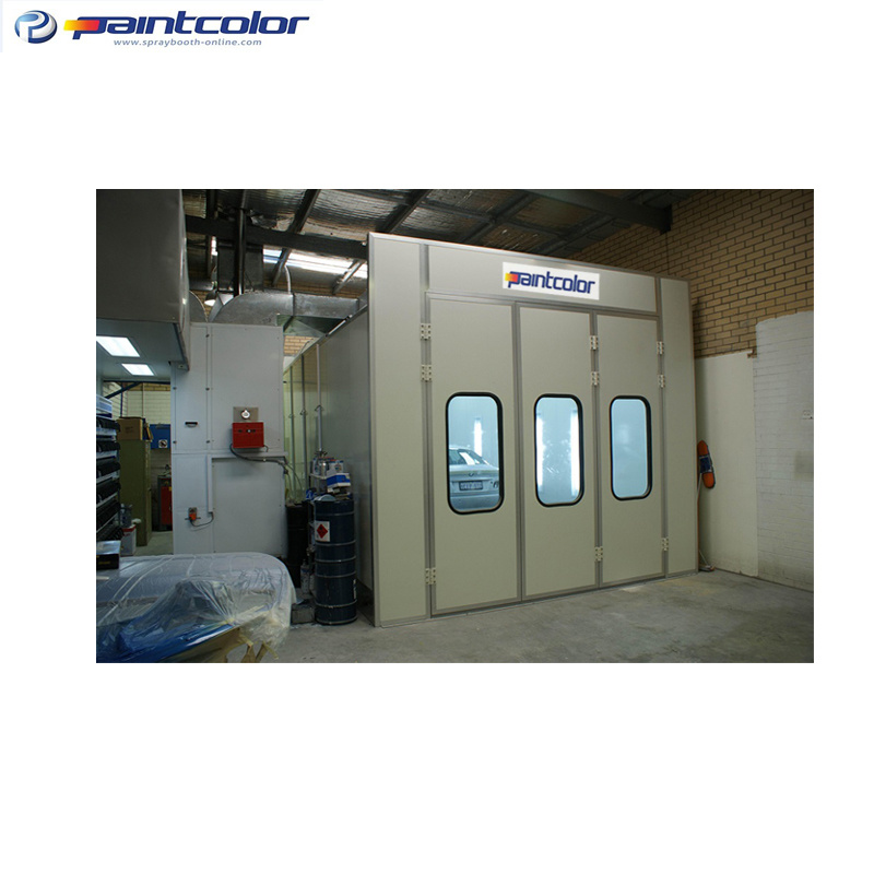 Oceania Standard Popular Car Spray Booth (PC-AU-1A)