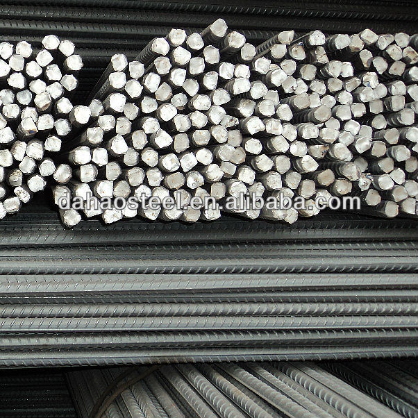 High Quality Steel Rebar with Theoretical Weight Made in China