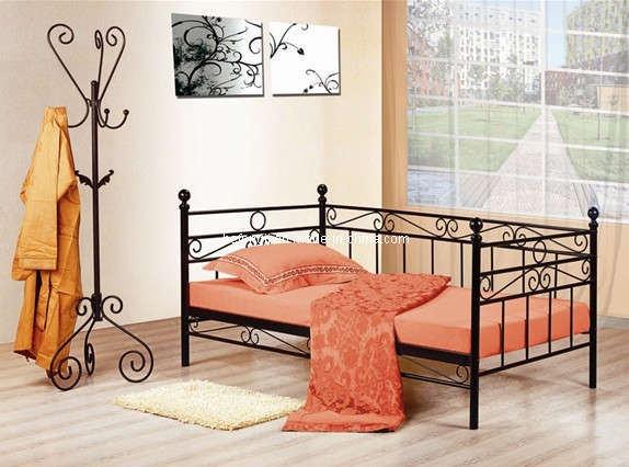 Sof bed antique iron day bed db006 sof bed antique - Camas antiguas de hierro ...