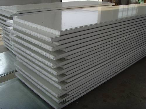 Eps Building Panels For Home : China steel wall panel eps sandwiched color