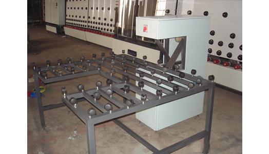 Glass Ariser / Glass Belt Edging Machine/Glass Belt Arrier