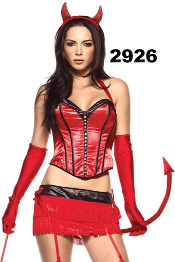 Sexy Halloween Costume (S6489)