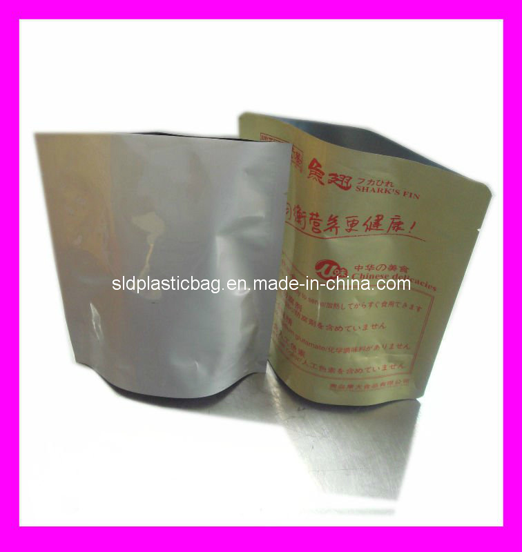 Alumnium Foil Stand up Pouch for Food Packaging