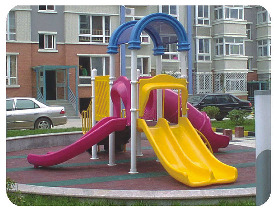 Outdoor Playground Equipment (HAP-8002)