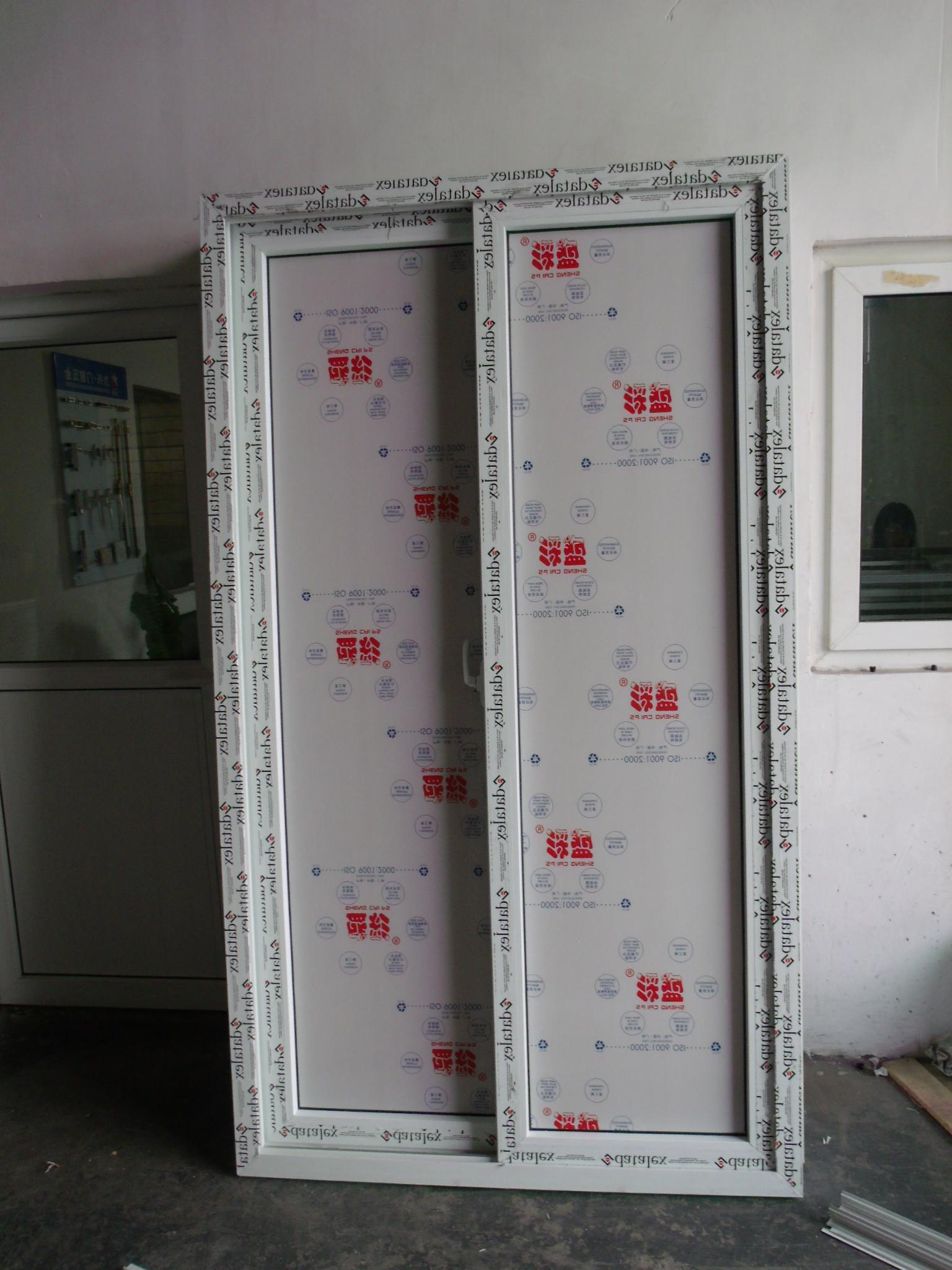 China pvc sliding glass main interior door photos for Sliding main door