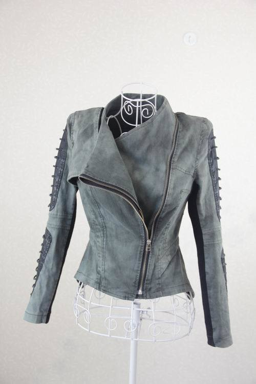 Stylish Women S Jackets Photo Album - Reikian