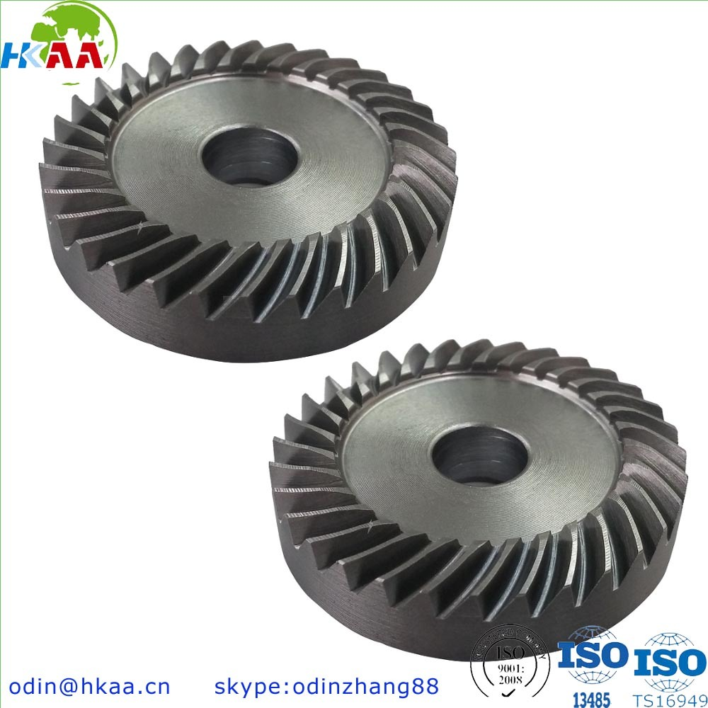 Spiral Bevel Gear for Reduction Transmission Gearbox