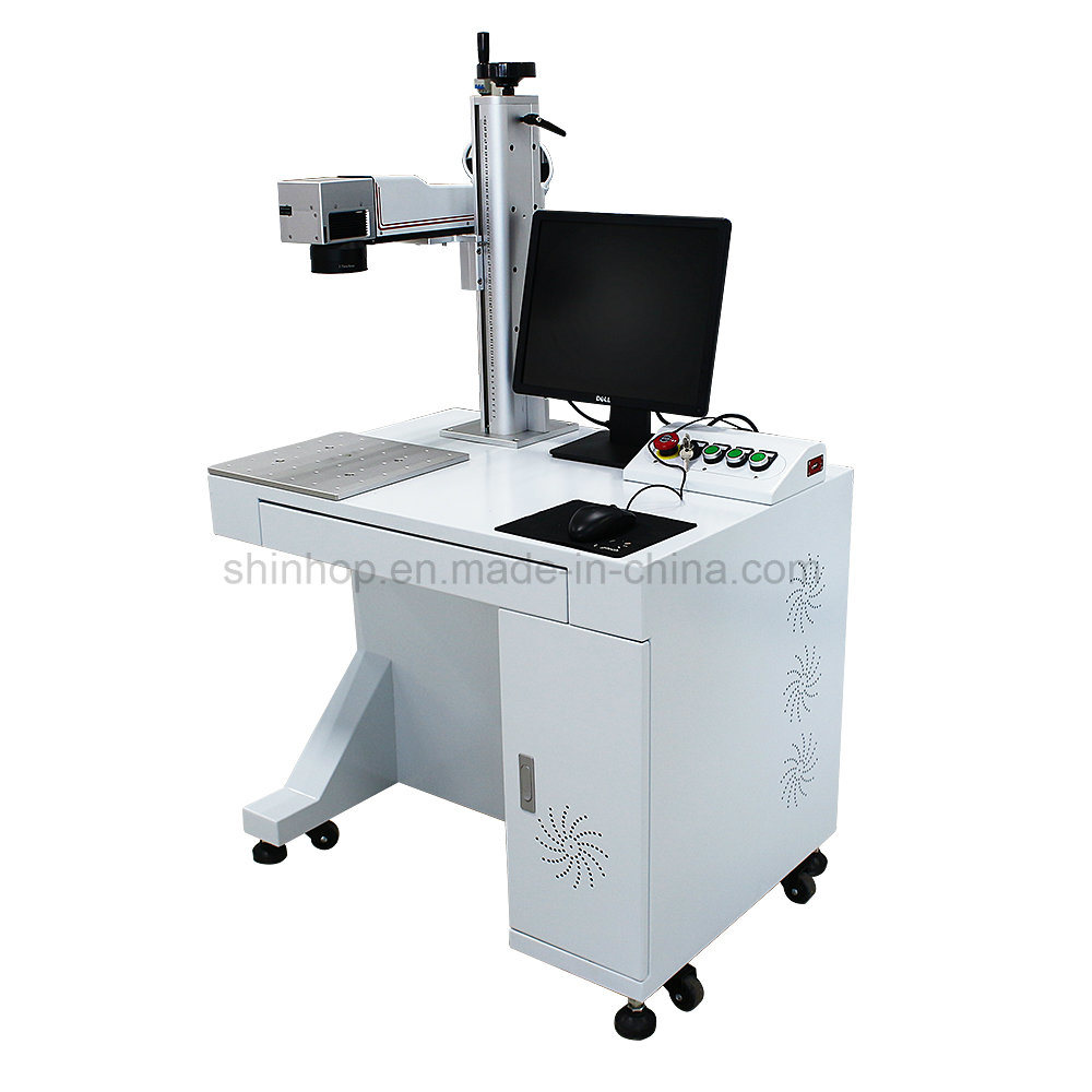 Mini 3D CO2 Crystal Laser Print Marking Engraving Machine