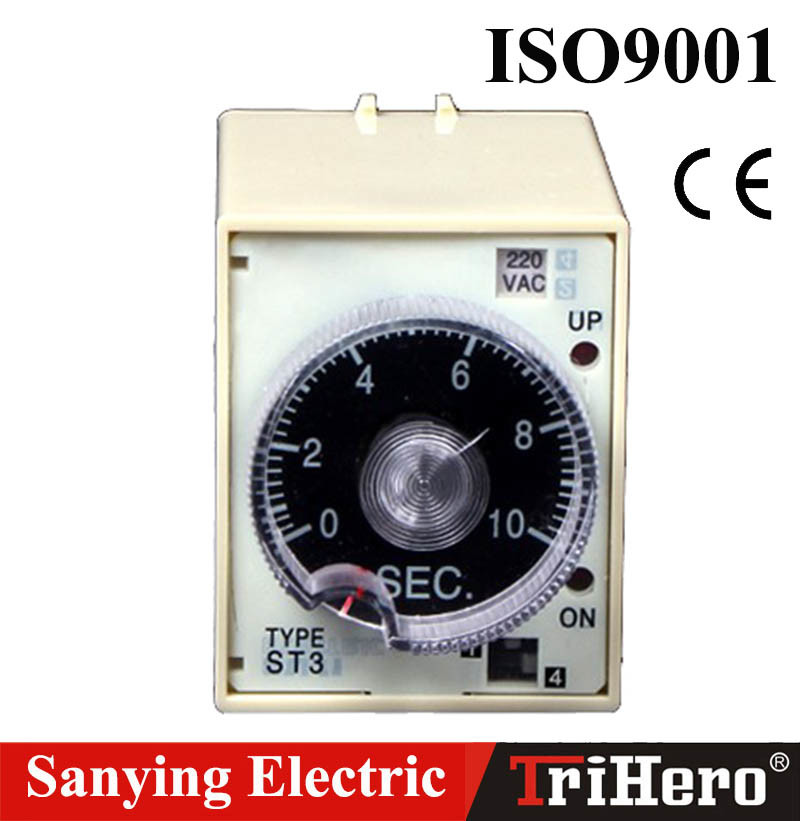 ST3P Electronic Time Relay