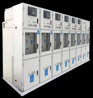 Xgn75-12 (Z) Indoor Gas Insulation Metal-Enclosed Switchgear (XGN75-12(Z))