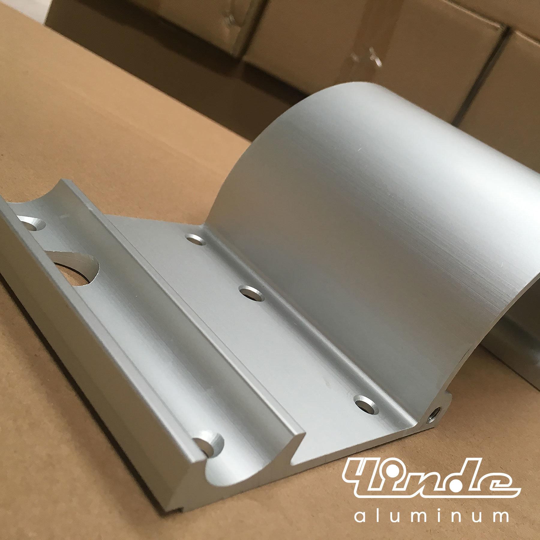 Aluminum Extrusion/Extruded Aluminium Profile for Pipe Bracket