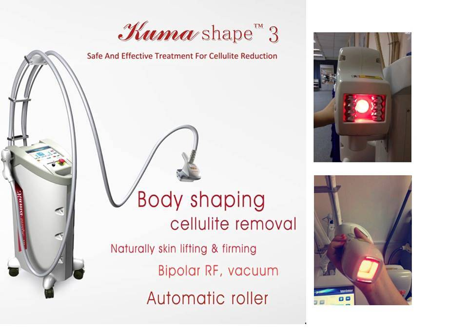 Non-Invasive New Technology Body Tightening and Contouring Slimming Machine