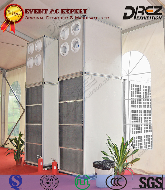Commercial & Industrial Central Air Conditioner for Outdoor Event Cooling (R22/R410A)
