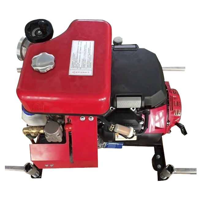 Bj-15A Fire Fighting Pump with Honda Gx630 Engine