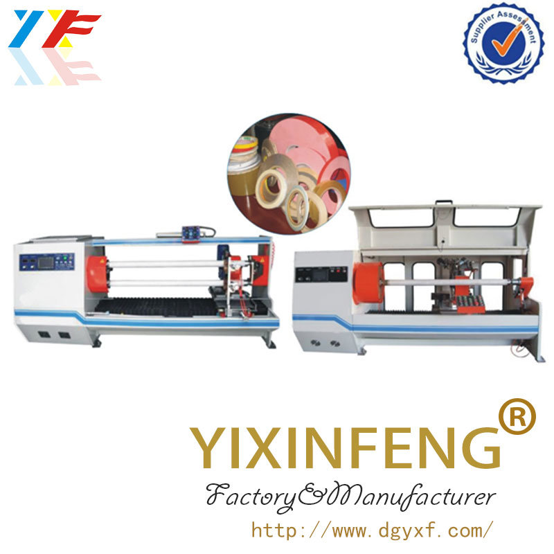 Automatic Electric Thermal Paper Slitting Machine