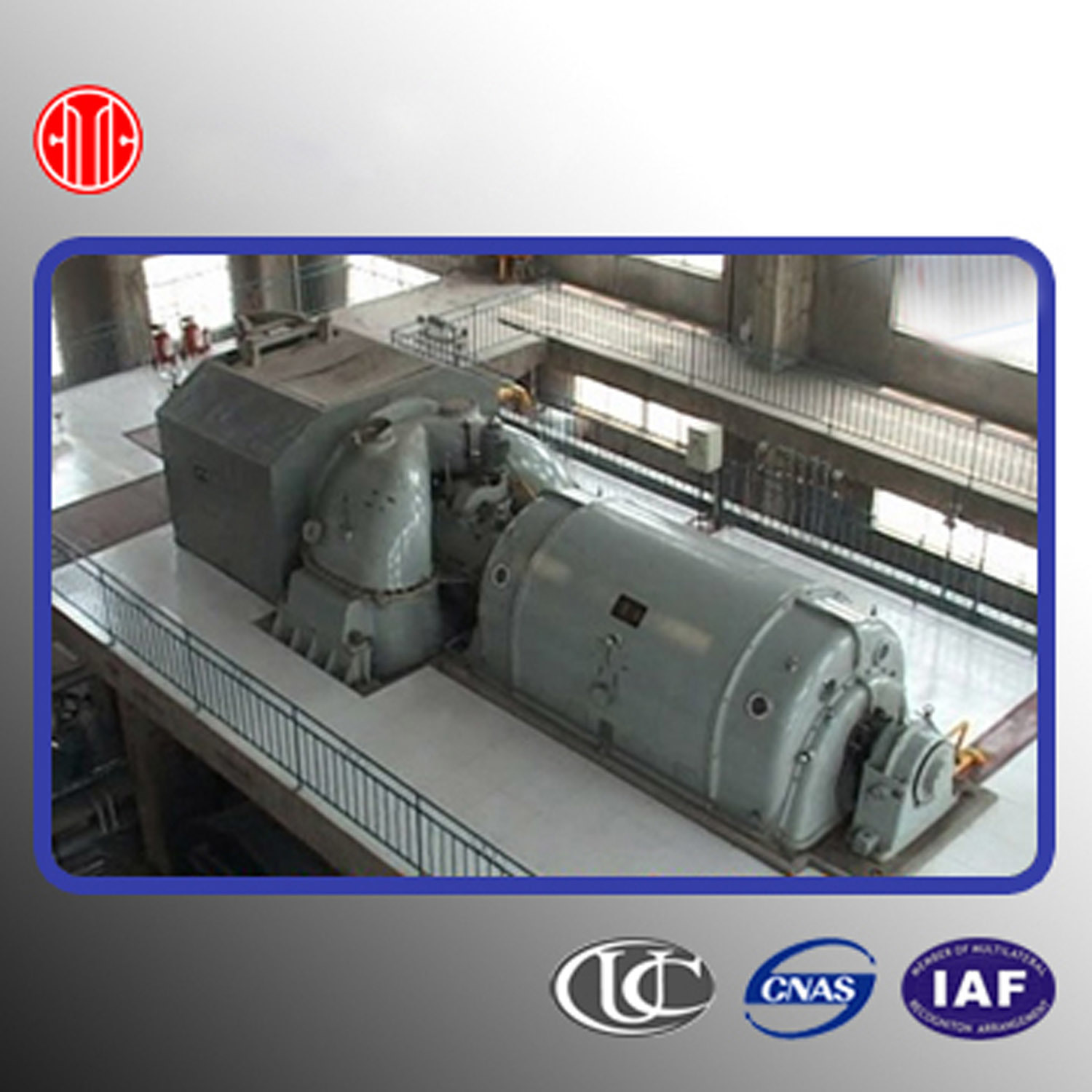 China Best Price Citic Back Pressure Steam Turbine Low Power