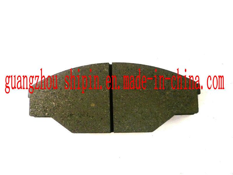 Semi-Metal Brake Parts for Toyota Hiace (04465-YZZ56)