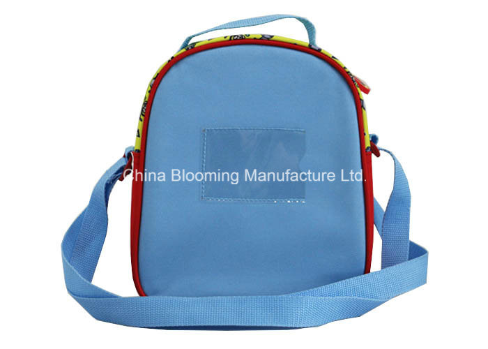 Polyester Isothermic Lining Kids Children Cooler Lunch Bag