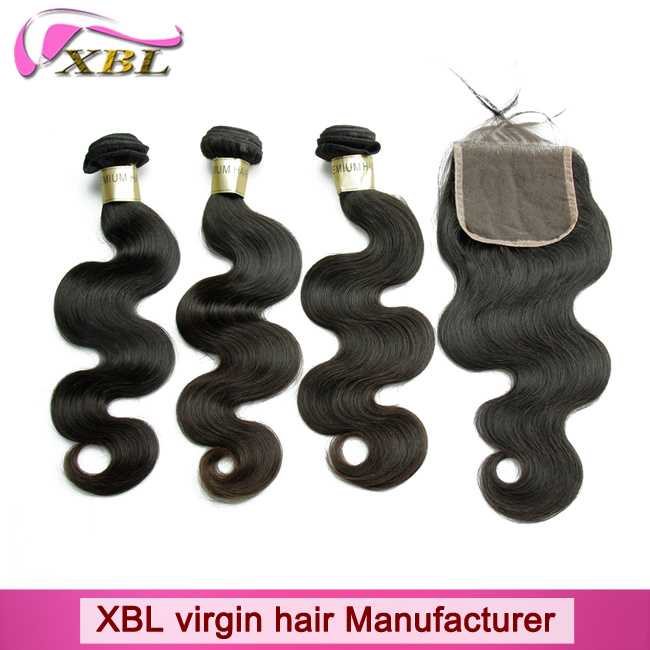 China Body Wave Human Hair Extension Unprocessed Wholesale Virgin