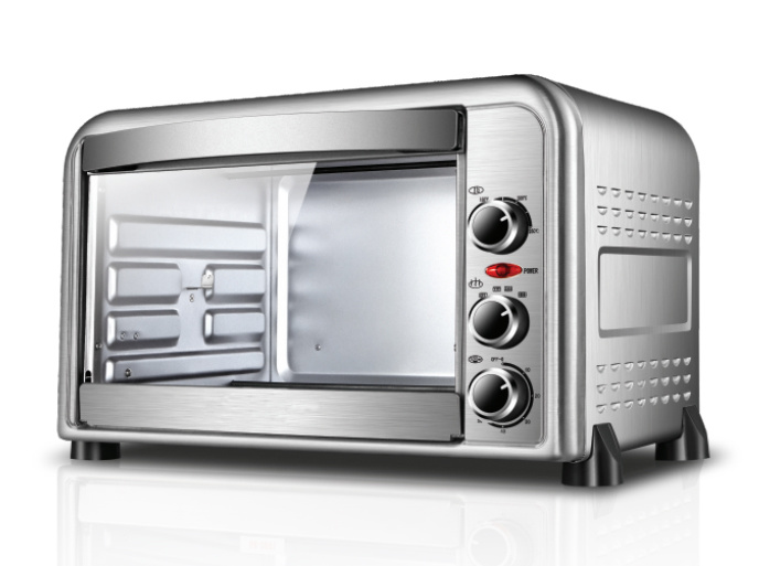 50L Big Capacity Home Appliance Electrical Oven