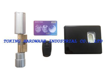 Fingerprint Card Keypassword Smart Inteligent Cylinder (C200-100)