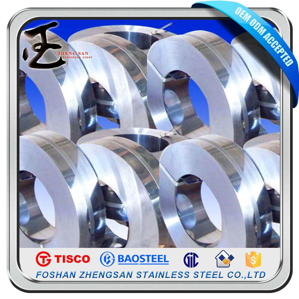 304 Grade Stainless Steel Strips
