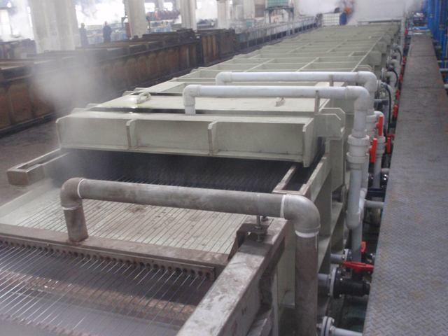 Steel Wire Hot DIP Galvanizing Equipment with Ce Certified
