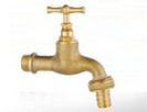 Brass Colour or Chromed Plated Hot Selling Brass Taps