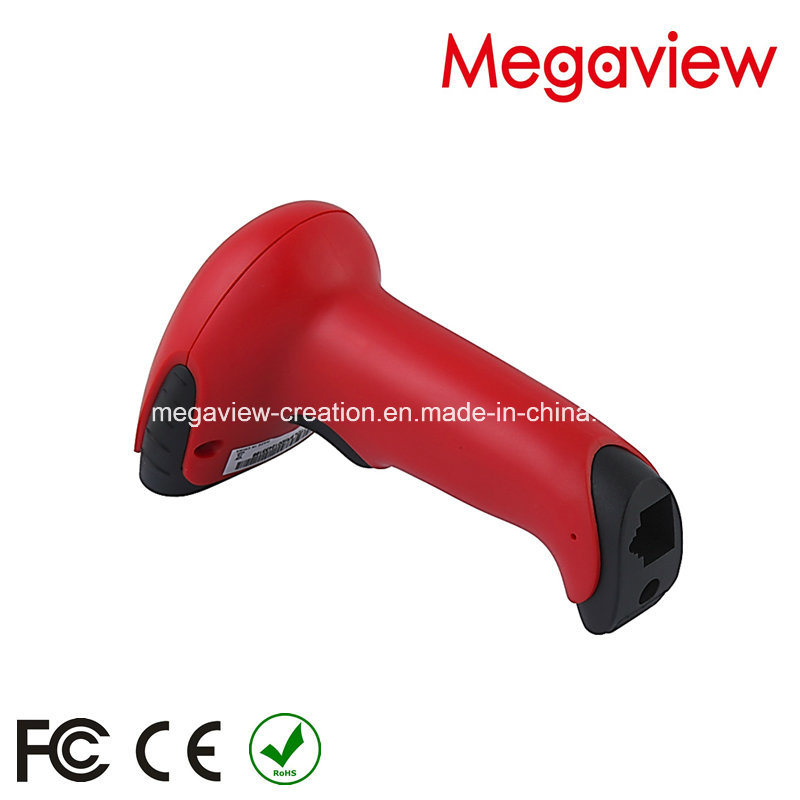 1.5 Meter Drop Tested Rugged Laser Barcode Scanner with USB Cable (MG-BS6640)