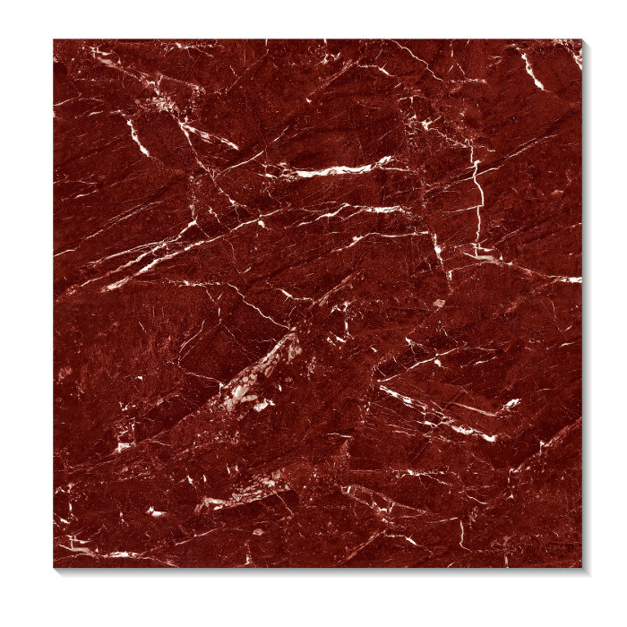 dark red color discount porcelain floor tile