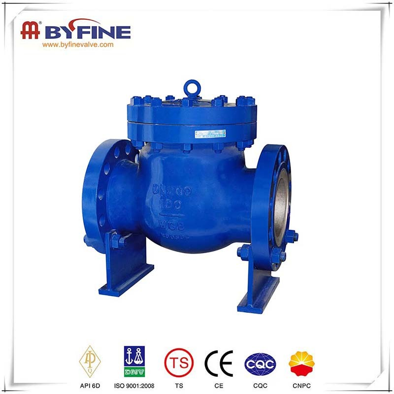 High Pressure Carbon Steel Swing Check Valve