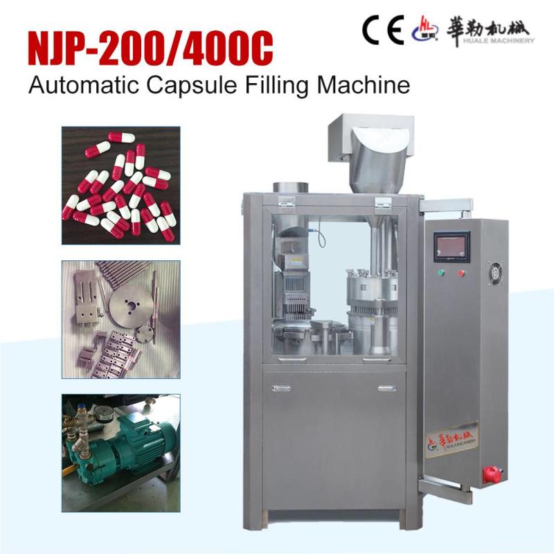 High Precision Pharmaceutical Automatic Capsule Filling Machine