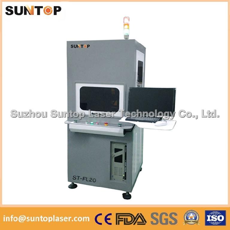 Laser Steel Engraving Machine/Steel Laser Etcher/Laser Stamp Machine