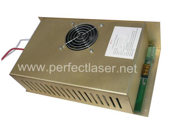 80W CO2 Laser Power Supply for Laser Cutting Machine