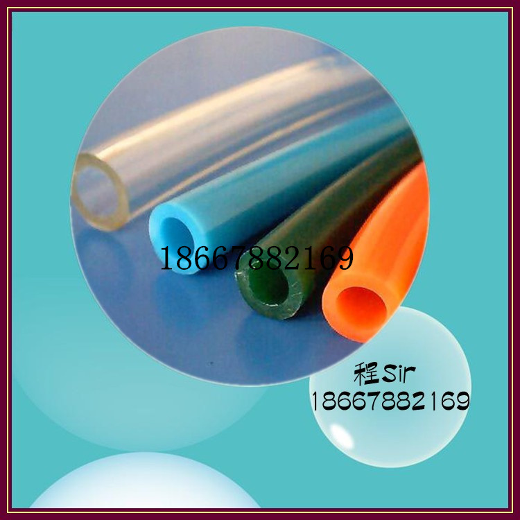 High Pressure Soft PU Pneumatic Tube